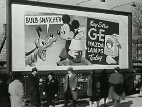 1940's Chicago Street Scenes, To Market, To Market 1/2