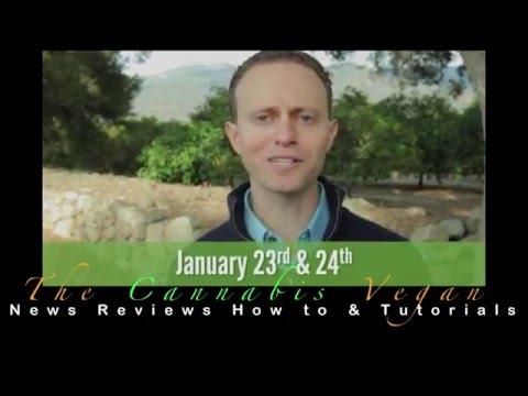 TVC News: 2016 Cannabis Health Summit & 420 Games