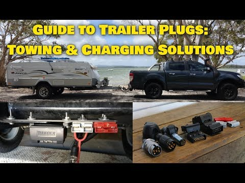 guide to trailer plugs: towing and charging solutions | accelerate auto  electrics & air conditioning