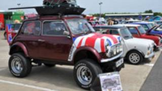 MINI United: 50 years of MINI luv!