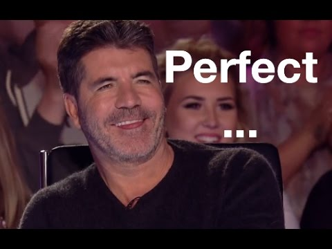 "TOP 4 Simon Cowell's ""I Know What I'm Doing"" Moments!"