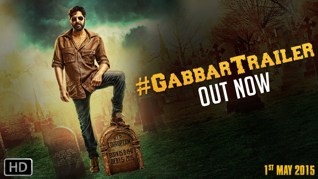 gabbar is back hindi movie download