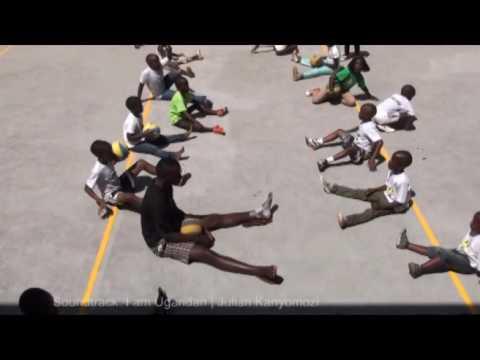 Talent Camp Uganda Training session