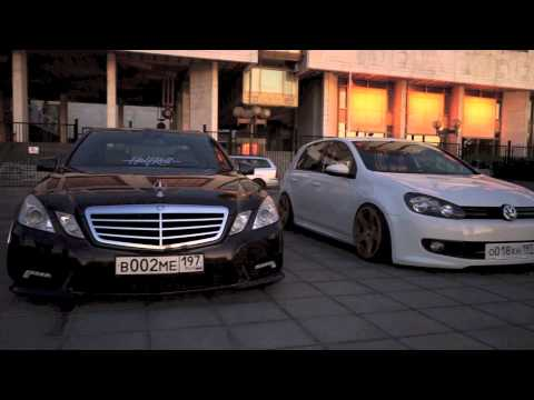 Moscow car scene/ Halfroll