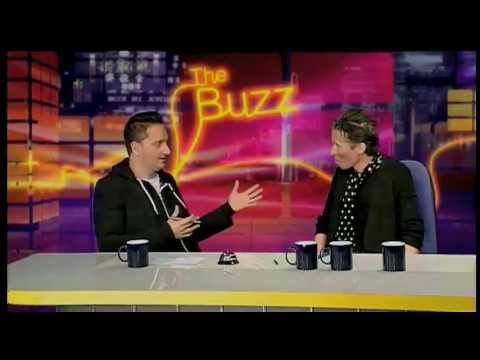 Ross Lee Interview (The Buzz On The Box 2012)