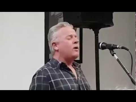 Rory McCarthy sings