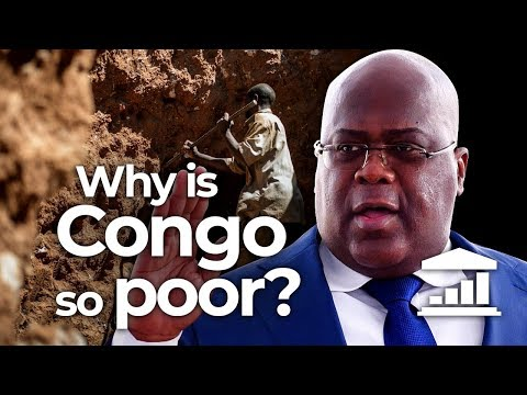 Why is CONGO one of the POOREST COUNTRIES in the World? - Vi