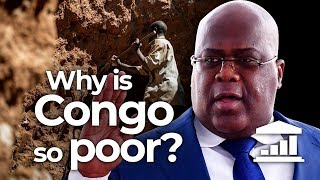 Why is CONGO one of the POOREST COUNTRIES