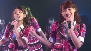 JKT48 -  Takeuchi Senpai @ AKB48 Theater ~Balas Budi Haruka Nakagawa untuk JKT48~