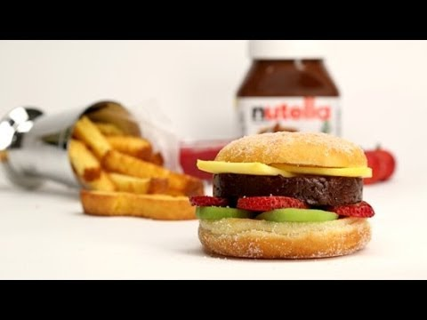 how-to-make-a-nutella-burger-|-eat-the-trend