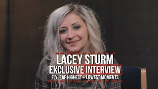 lacey sturms highest lowest moments in flyleaf