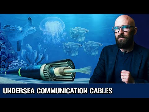 Undersea Communication Cables
