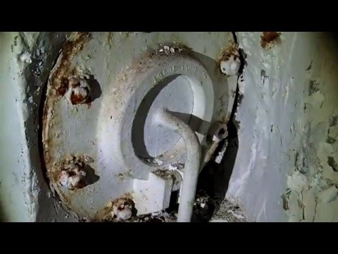 WW2 Bunker found.