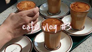 cafe vlog #3. 여기 시그니처 음료가 좀 많네…
