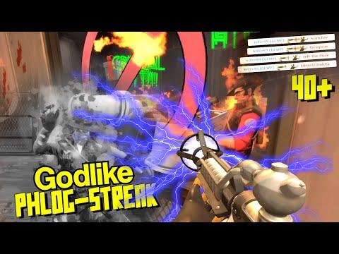 TF2: Godlike Phlog-Streak [NISLT gameplay]