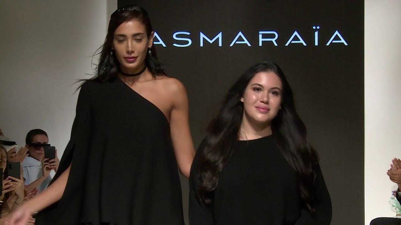 Asmaraia - Arab Fashion Week - Pre-Fall 2020 - Dubai