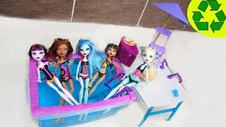 Summer Doll Crafts