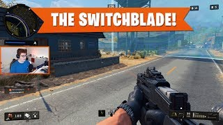 THE NEW SWITCHBLADE SHREDS! | Black Ops 4 Blackout | PS4 Pro