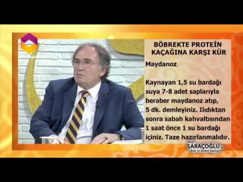 Böbrekte Protein Kaçağına Karşı Kür - TRT DİYANET