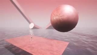 Blush Horizon de Unreal