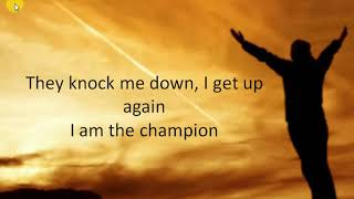 Carrie Underwood (feat. Ludacris)-The Champion (lyrics)