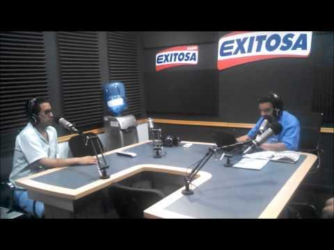 Entrevista Regidor Benito Villanueva - Radio exitosa 2