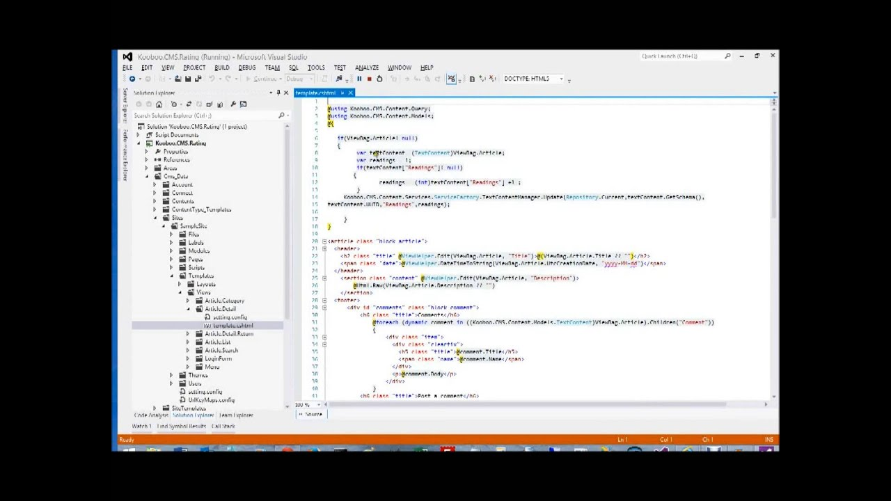 Kooboo CMS on Cloud ( AWS / Azure / Google Cloud)