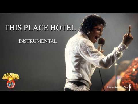 Michael Jackson | This place hotel - Victory Tour - Instrumental Studio