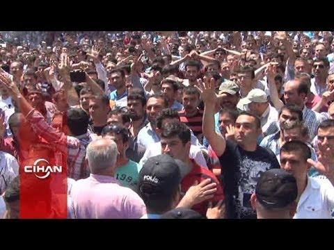 Soma'da işçiler ayaklandı, sendika başkanı istifa etti