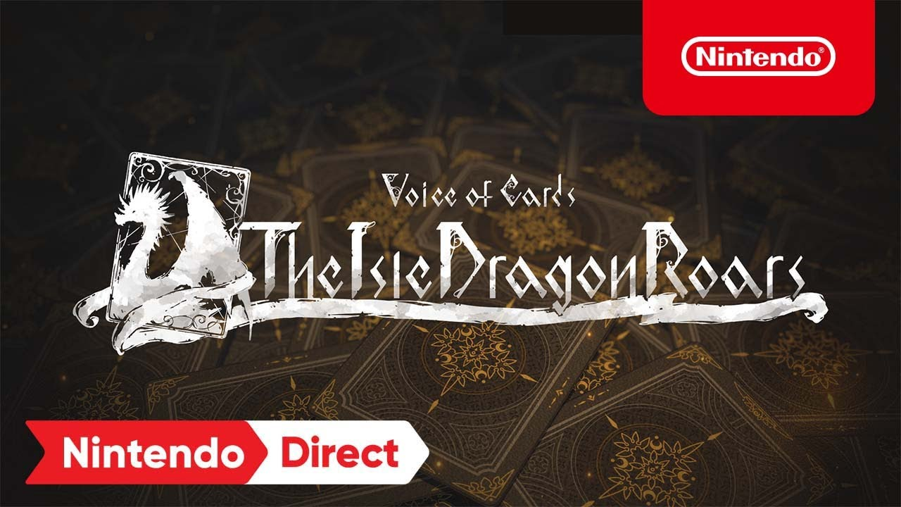 Voice of Cards: The Isle Dragon Roars – Announcement Trailer – Nintendo Switch - Nintendo