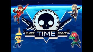 Super Time Force Ultra, Tráiler PC