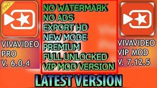 Gambar cover VivaVideo PRO Premium Full Paid Latest Version | VivaVideo VIP Mod Full Unlocked Apk