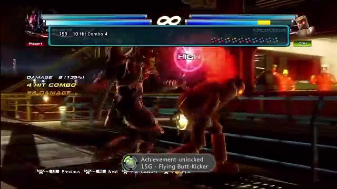 Tekken Tag Tournament 2 Achievements Trophies Guide Video