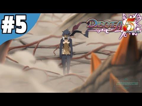Disgaea 5 Complete - Past Dwellers | Part 5 | Disgaea 5 Switch / Disgaea 5 Gameplay