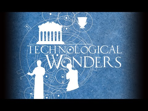 Technological Wonders of Classical Greek Antiquity