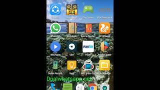 Dual Whatsapp Using Alternative OGwhatsapp - GBwhatsapp Tutorial