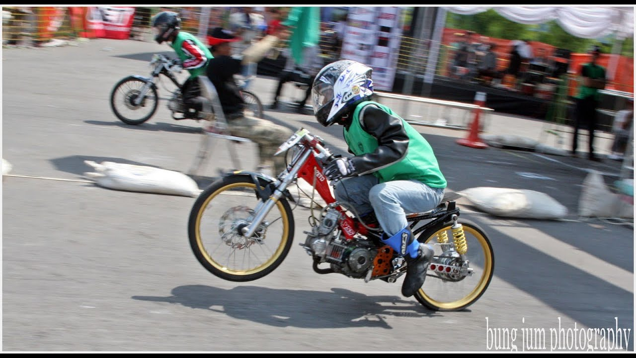 ide modifikasi motor rx king drag