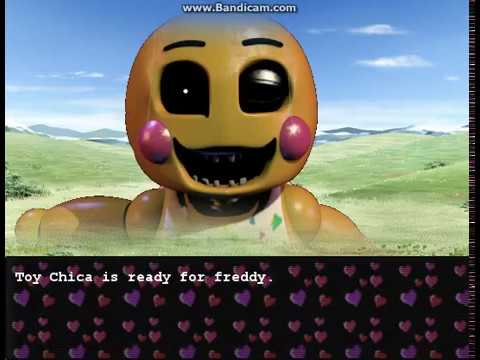 toy chica dating simulator