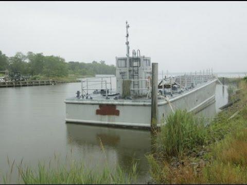 1974 lcm 8 landing craft mechanized boat on govliquidation for Military landing craft for sale