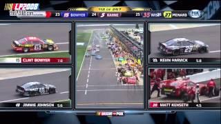 2013 NSCS: STP 400 at Kansas [FULL RACE]