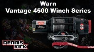 Warn ProVantage 4500 & 4500-S Winch