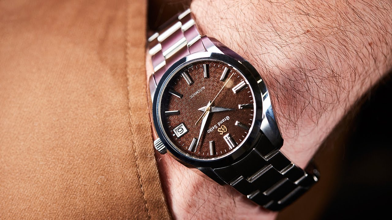 purchase cheap b22c7 636e1 Grand Seiko's latest stunning limited edition, the SBGR311
