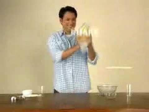 Como hacer sorbete instantaneamente youtube - Como hacer sorbete de cava ...
