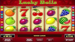 Quick Win €200!! - Good Risk Game On Lucky Bells Slot Machine