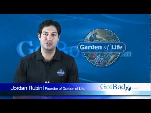 Jordan Rubin On Garden Of Life