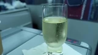 Delta One Domestic Business Class Lie-Flat Seat. SFO-JFK. B767