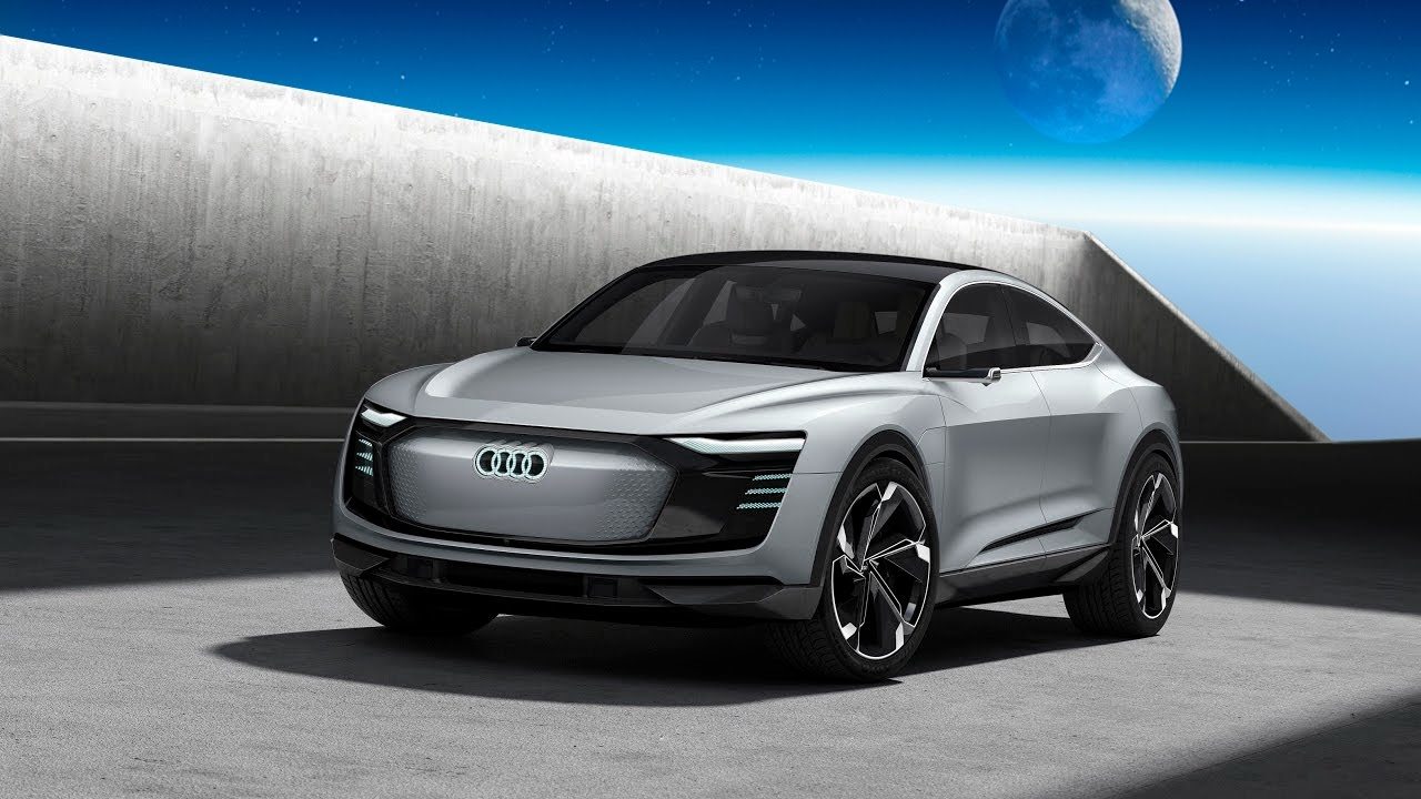 audi e tron sportback concept 2019 interior and exterior youtube. Black Bedroom Furniture Sets. Home Design Ideas