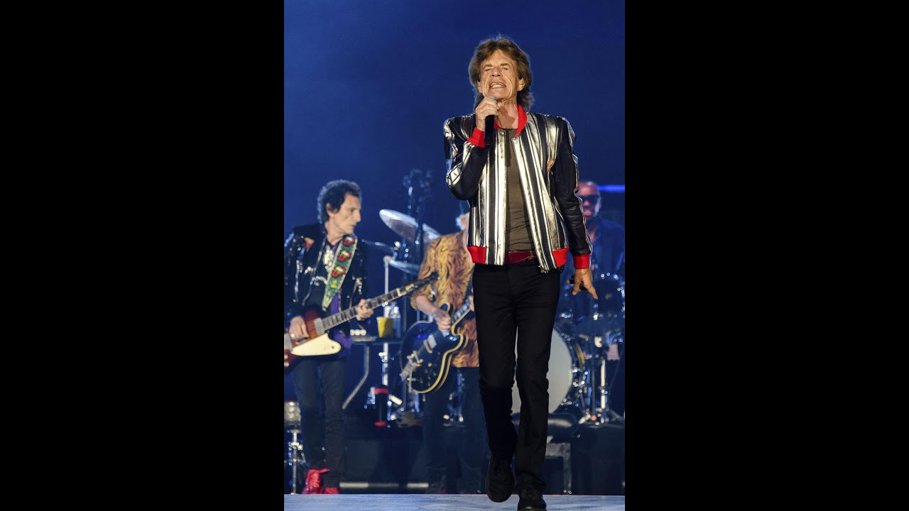 Mick Jagger went completely 'unnoticed' during visit to North ...