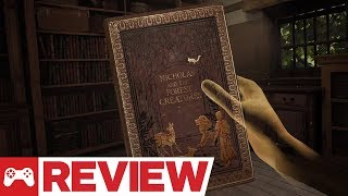 Deracine Review (Video Game Video Review)