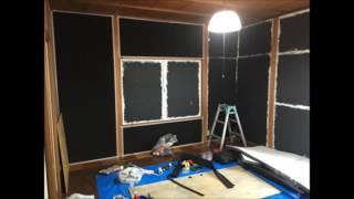 DIY 和室から完全防音断熱洋室へ ⑨まとめ(ビフォーアフター) thumbnail